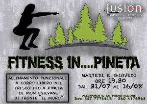 FITNESS IN PINETA facebook