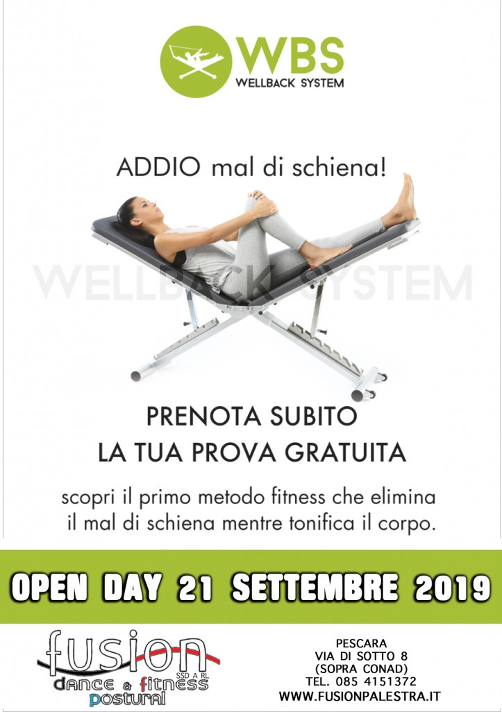 open day wbs 2019